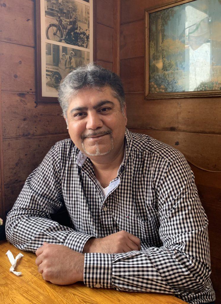 Rashid Minhas of Nyn's Dreams